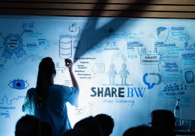 shareBW: die Share Economy im digitalen Wandel