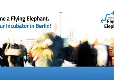 Inkubator Programm: Project Flying Elephant