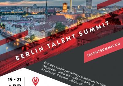 Berlin Talent Summit