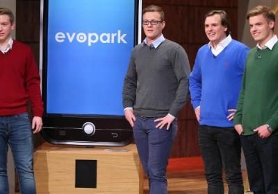 """E-Talk mit """"Die-Höhle-der-Löwen-Start-up"""" evopark"""